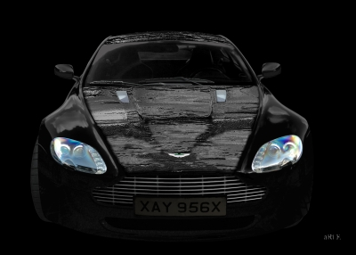 Aston Martin Vantage produced since 2005