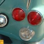Rücklichter des Opel Rekord P2