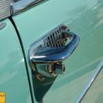 Geriffelter Türgriff von Opel Rekord P2 Pick-up
