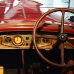 Bianchi S4, Instrumententafel