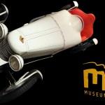 Cattaneo Trossi (Baujahr 1934) 250 cm lang und 110 km/h schnell