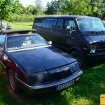 Chrysler Le Baron + Dodge Ram Wagon Sportsman