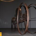 Marcello Mondazzi, Skulptur Carro della memoria (Wagen der Erinnnerung)