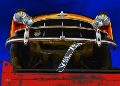 Morris Oxford Series II Poster for sale