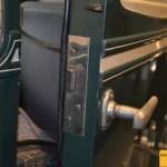 OM 665 N 5, die Schlösser waren damals noch einfach konstruiert