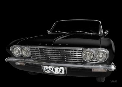 Buick Special DeLuxe 4-Door Sedan is Car of the year 1962