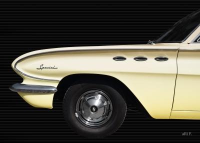 Buick Special DeLuxe 4-Door Sedan 1961