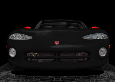 Dodge Viper ACR Motor 8.4l V10 654 PS
