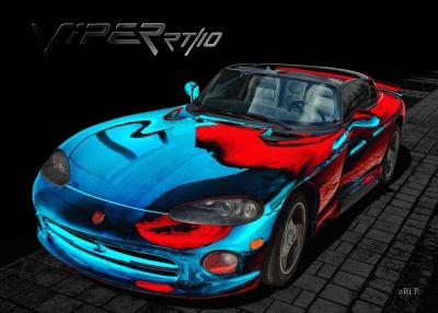 Dodge Viper RT/10 technische Daten