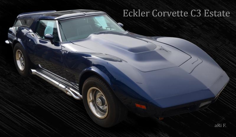 Eckler Corvette C3 Estate von 1973
