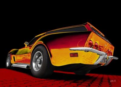 Corvette C3 Estate from Eckler for sale