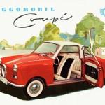 Goggomobil Coupé, Foto Sammlung Gusen