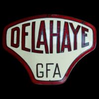 Logo Delahaye Cabriolet 135 MS