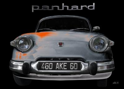 Panhard PL 17 gebaut von 1959–1965