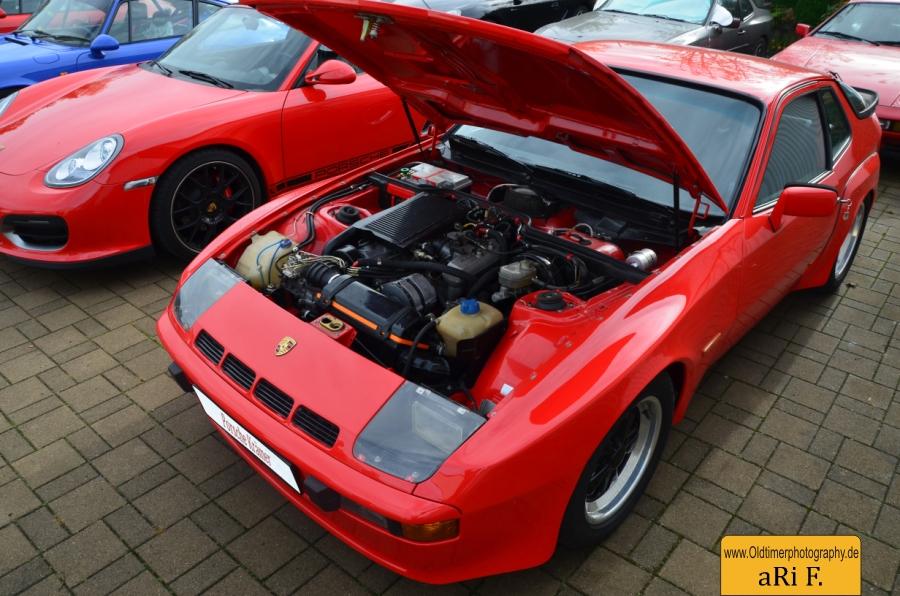 Porsche 924 Carrera GT von 1980