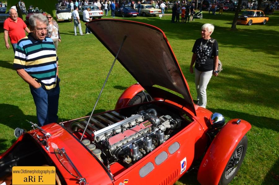 Ronart Jaguar W152