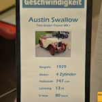 Austin Swallow Open 2 Seater Tourer MK I