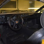 Maserati Merak SS, Interieur