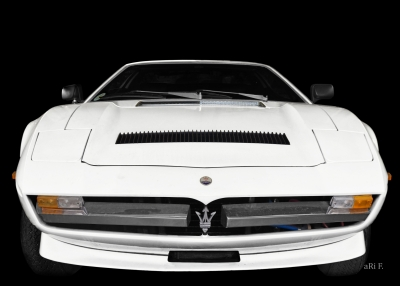 Maserati Merak SS Poster for sale advert