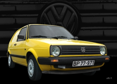VW Post-Golf 2
