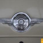 Renault 4CV Verschlussdeckel für das Kühlwasser oberhalb der Motorhaube
