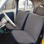 Renault 4CV Sitze vorn