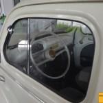 Renault 4CV Teilansicht vorn