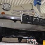 Renault 4CV Unterboden
