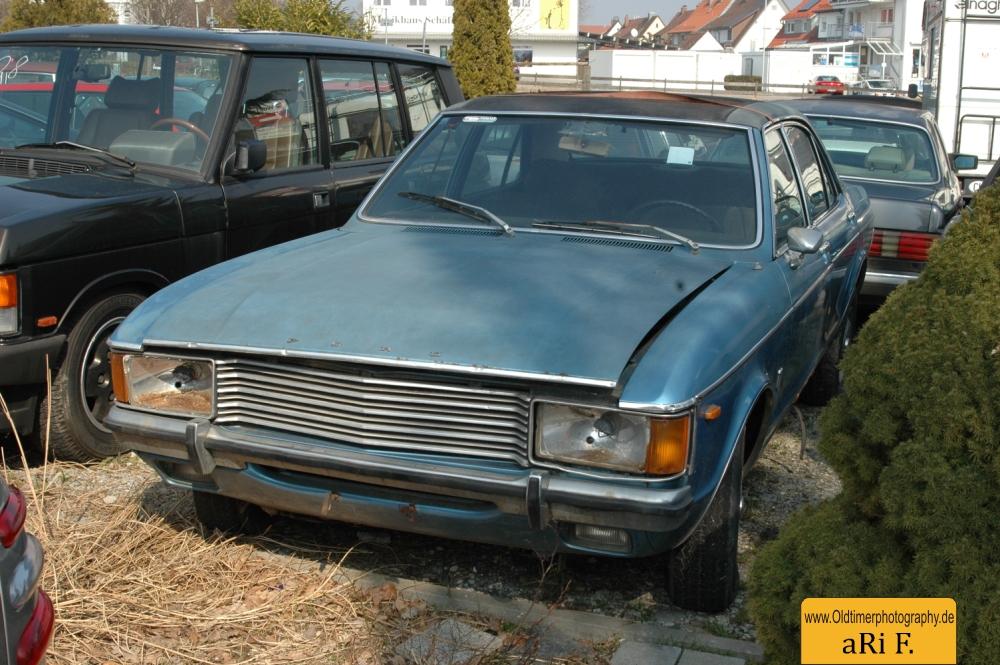 Ford Granada (1972–1985)