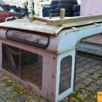 Land Rover Dachteil