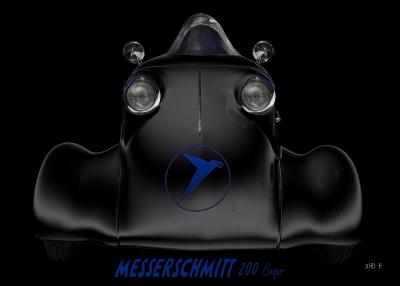 Messerschmitt KR 200 Super by aRi F. in Friedrichafen
