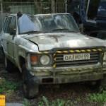 Range Rover Fünftürer (1985–1995)