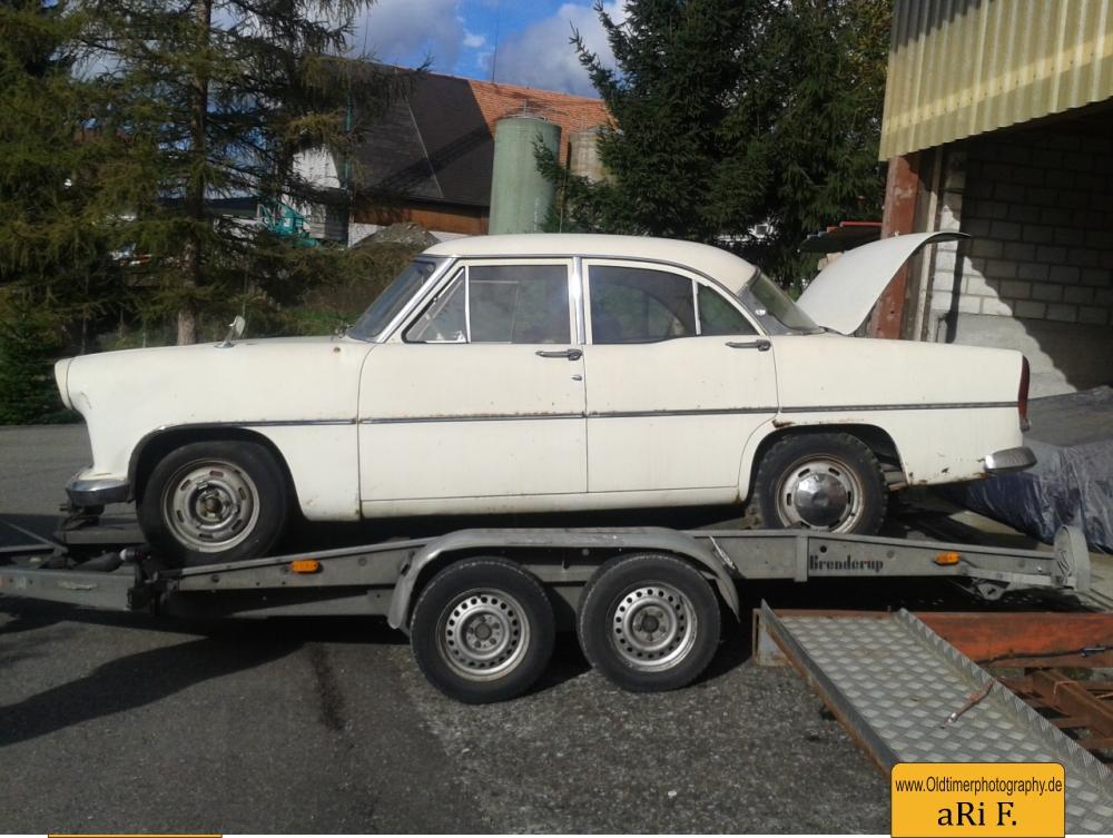 Simca Ariane 1957–1963