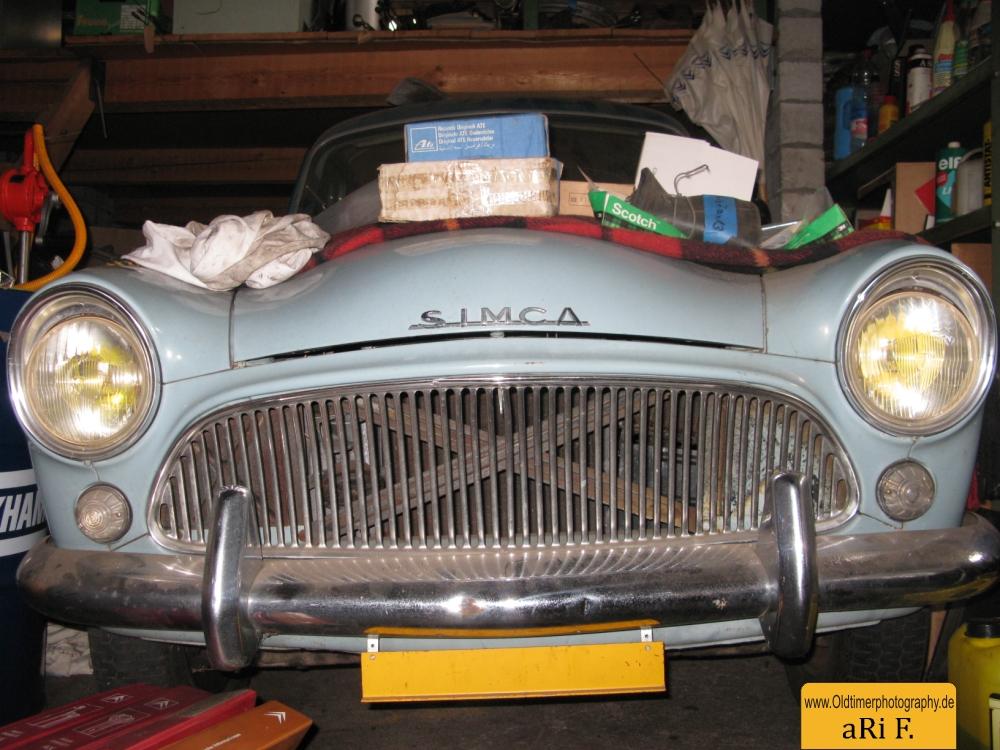 Simca Aronde 1951–1964