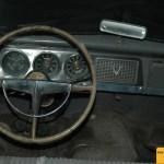 1952er Studebaker Commander Interieur