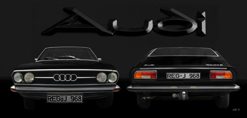 Audi 100 Coupe S zu verkaufen