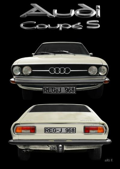 Audi 100 Coupe S technische Daten