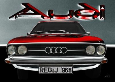 Audi 100 Coupe S kaufen