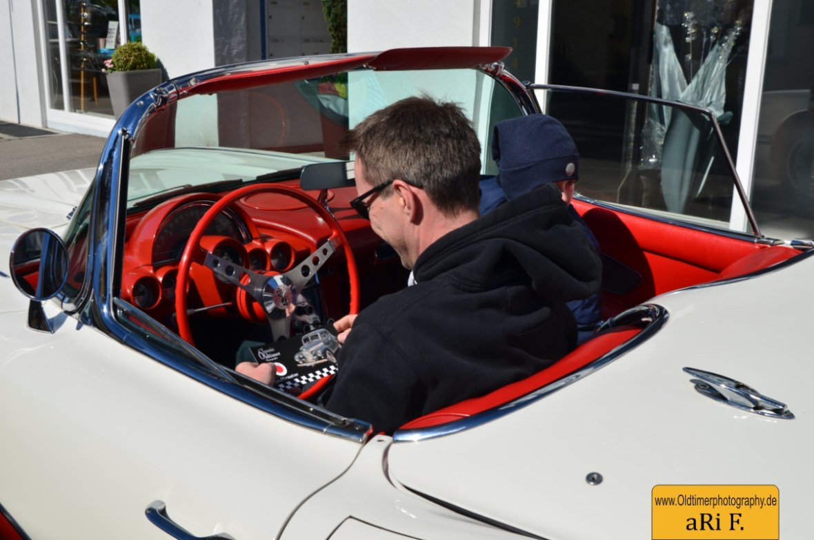 Corvette C1 Convertible Serie II