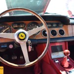 Ferrari Dino 308 GT4 Interieur Instrumententafel