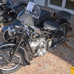 BMW R 51/2 Baujahr 1950