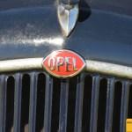 Opel P4 gebaut 1935–1937 - Logo