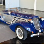 Auburn 852 Supercharged Speedster von 1936 (Replica?)
