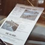 BMW 2000C für 34.900 Euro zu verkaufen / for sale