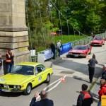 6. Bodensee Klassik 2017 Hängebrücke bei Langenargen