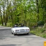 Chevrolet Corvair Monza Spyder Baujahr 1965 Team Oberholzer