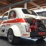 Fiat Abarth 500 im Rennkleid