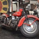 Klassikwelt Bodensee Harley Davidson Motorräder
