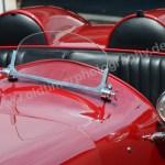 MG VA Tourer Frontscheibe und Sitze