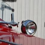 MG VA Tourer Suchscheinwerfer
